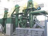 BIO-C55型qy88千亿国际颗粒燃料设备系统