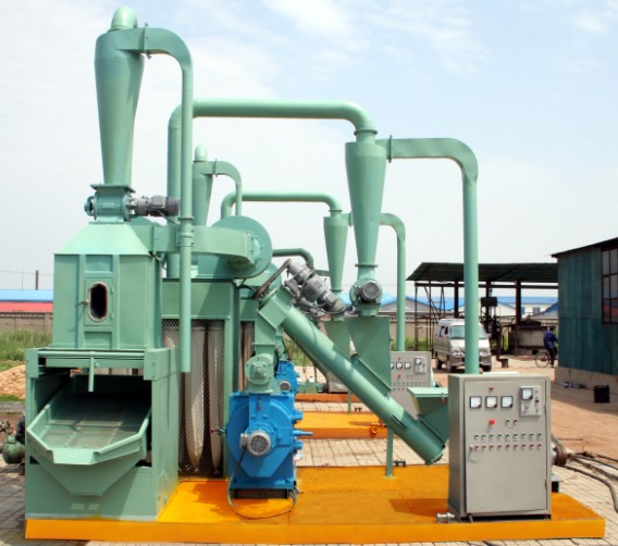 BIO-C22型可移动bob颗粒燃料设备系统
