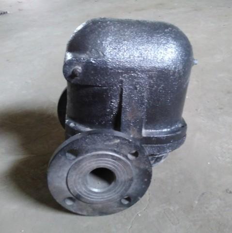 杠杆浮球型疏水阀(双阀瓣排放)