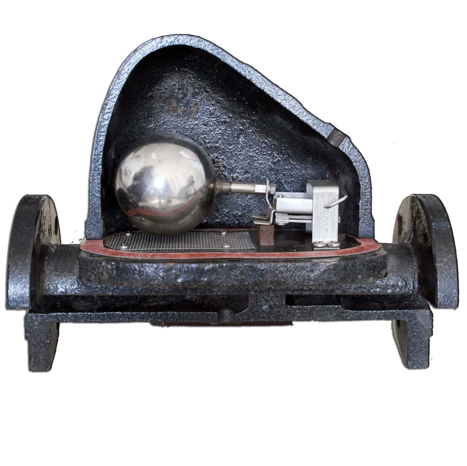 浮球双金属蒸汽疏水阀